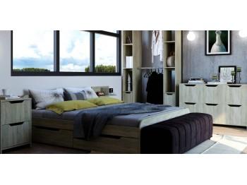 Спальня ВИОЛА КОМПАНИТ ЭКОНОМ в Одессе из ассортимента магазина Onix