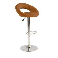 Барный стул ROSE chrome/РОУЗ