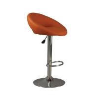 Барный стул ROSE lux chrome/РОУЗ