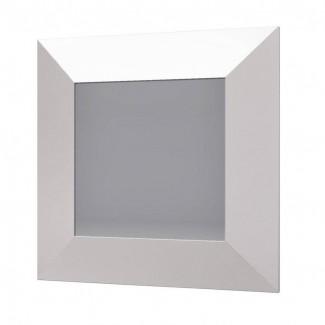 Зеркало Карат White Gloss 62 см