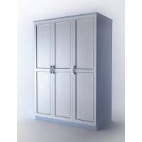 Шкаф 3-х дверный Вояж