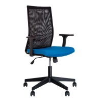 Кресло для персонала AIR R NET black SL PL70/Эир
