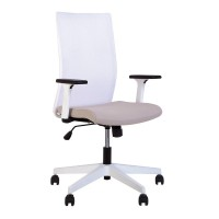 Кресло для персонала AIR R NET white SL PL71/Эир