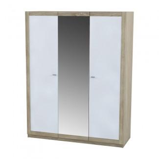 Шкаф Малага 3-х дверный