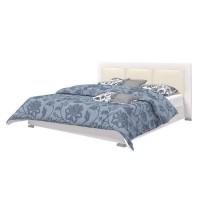 Кровать Карат 1800 White Glosse С Подъемным Механизмом