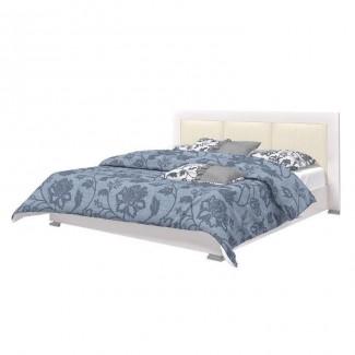 Кровать Карат 1600 White Glosse С Подъемным Механизмом