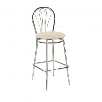 Барный стул VENUS hoker chrome (BOX-2)/Венус