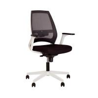 Кресло 4U R 3D NET white ES PL71/Фою