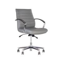 Кресло конференц IRIS steel LB Tilt AL35/ИРИС