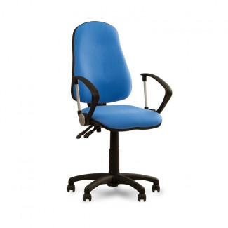 Кресло для персонала OFFIX GTP Freelock+ PL62/ОФИКС