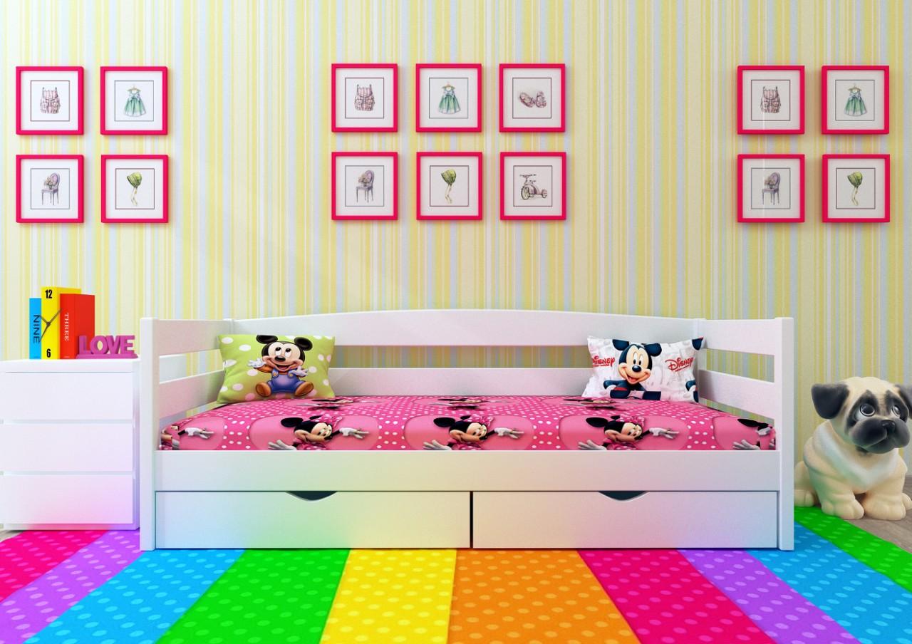 Белая детская кровать, Одесса