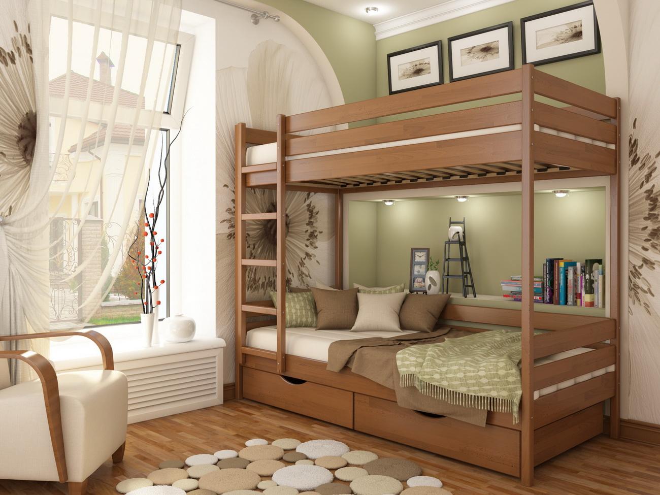 Двухъярусная кровать для ребенка в Одессе