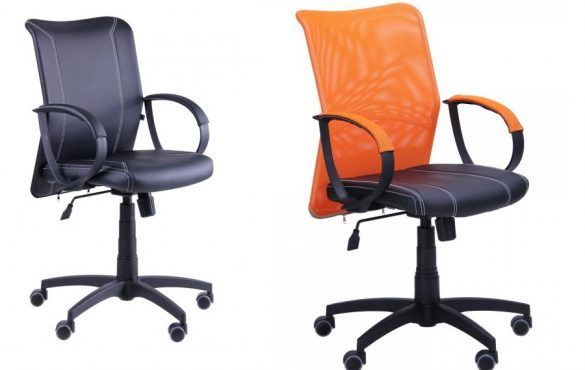 Кресла для офиса ярких цветов от магазина «Оникс»